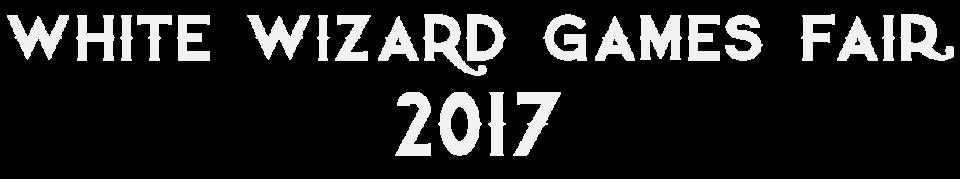 White Wizard Games Fair 2017