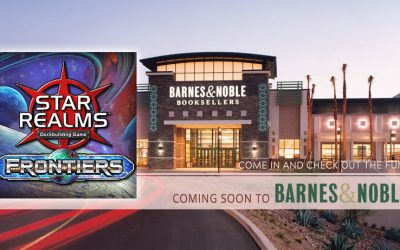 Star Realms Frontiers coming to select Barnes & Noble locations