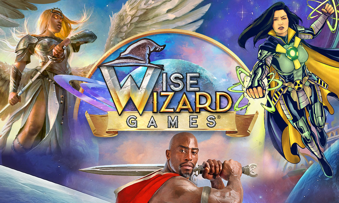 Press Release: White Wizard Games Announces Name Change to Wise Wizard Games